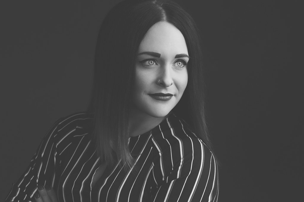Black & White Professional Headshots